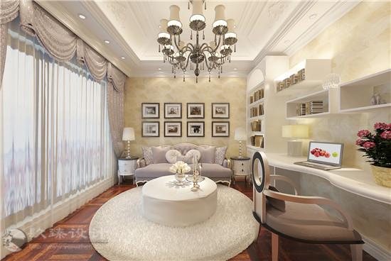 欧式经典时尚之家丨中海别墅