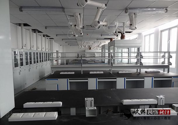 陕西延长石油碳氢实验室项目图片